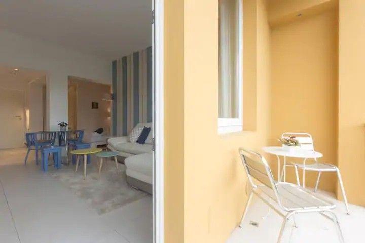appartamento ponte vecchip view open space foto20